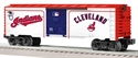 Picture of 81927 - MLB Cleveland Indians Boxcar